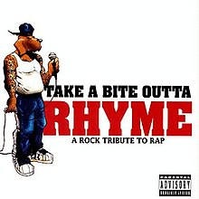 take a bite outta rhyme a rock tribute to rap wikipedia