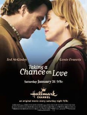 Taking a Chance on Love (film) - Image: Takingachanceonlove ad