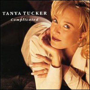 Complicated (Tanya Tucker album) - Image: Tanya Tucker Complicated