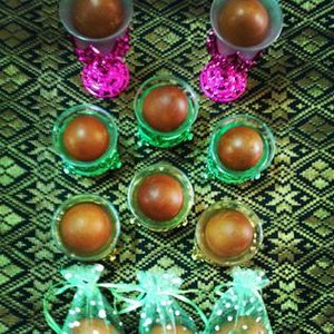 Telur pindang - Telur pindang prepared for a wedding
