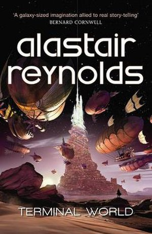 Terminal World - First edition cover