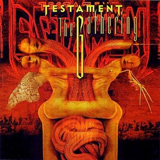 The Gathering (Testament album) - Image: Testament (band) The Gathering (album)