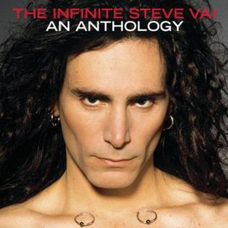 The Infinite Steve Vai: An Anthology - Image: The Infinite Steve Vai Anthology