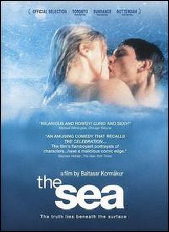 The Sea (2002 film) - The VHS cover