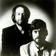 Eric Woolfson (left) and Alan Parsons