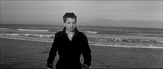The 400 Blows - Antoine Doinel in the final scene