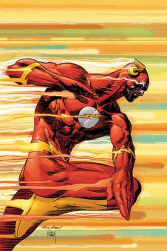 Bart Allen - Image: The Flash The Fastest Man Alive 1 (2006)