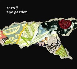 The Garden (Zero 7 album) - Image: The Garden Front Cover
