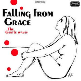 Falling from Grace (EP) - Image: The Gentle Waves Falling