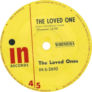 The Loved One (song) 1966 single by The Loved Ones