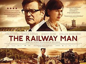 The Railway Man (film) - Theatrical release poster