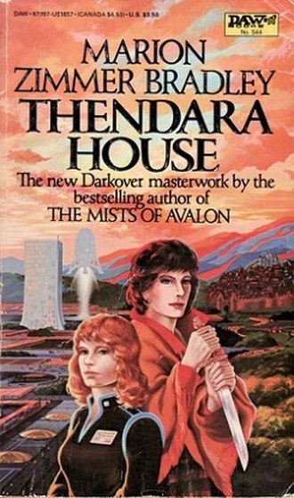 Thendara House - Cover of the first edition