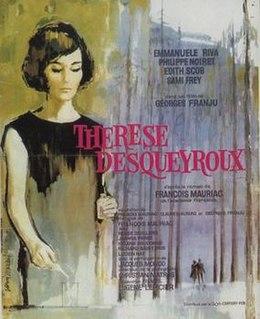 <i>Thérèse Desqueyroux</i> (1962 film) 1962 film by Georges Franju