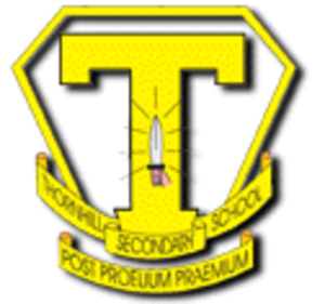 Thornhill Secondary School - Image: Thornhillcrest
