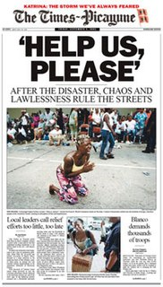 <i>The Times-Picayune</i> American newspaper published in New Orleans, Louisiana