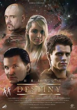 Star Wars: Threads of Destiny - Threads of Destiny poster
