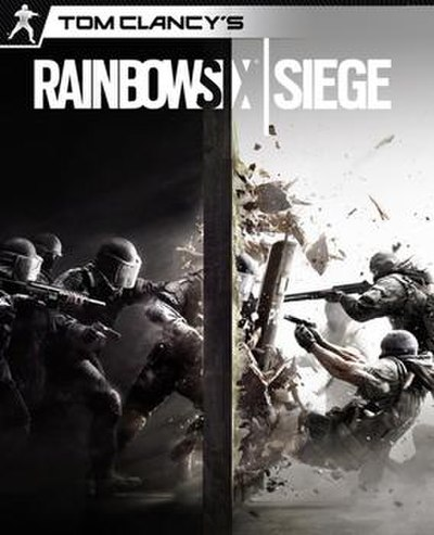 Picture of a game: Tom Clancy's Rainbow Six Siege