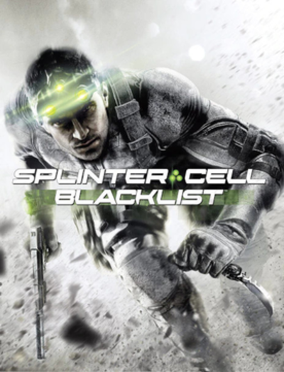 Picture of a game: Tom Clancy's Splinter Cell: Blacklist