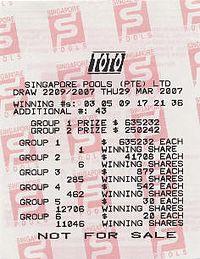 Toto (lottery) - Wikipedia