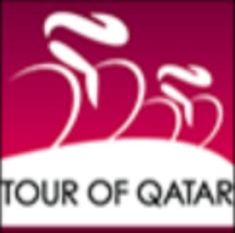 Tour of Qatar - Tour of Qatar logo