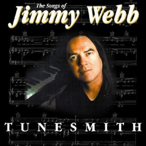 Tunesmith: The Songs of Jimmy Webb - Image: Tunesmith CD Cover