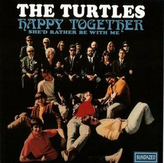 "The Turtles - The cover of ""Happy Together"""