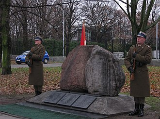 Embassy of Canada to Poland -  The Two Rocks Monument
