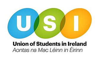 Union of Students in Ireland - Image: USI Logo 2008 Onwards