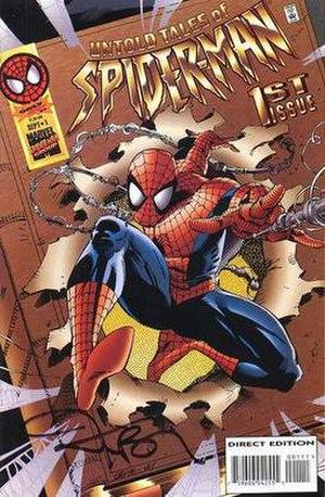 Untold Tales of Spider-Man - Image: Untoldtales 1