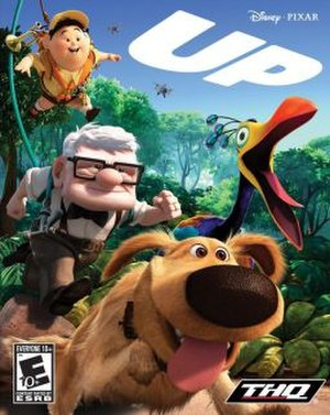 Up (video game) - Image: Up video game