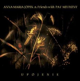 Upojenie - Image: Upojenie CD cover