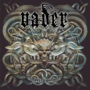 Necropolis (album) - Image: Vader Necropolis