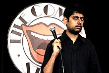 Varun Grover Stand-up.JPG