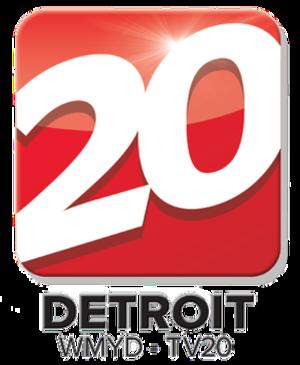 WMYD - Image: WMYD 20 Detroit 2014