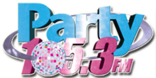 WPTY Party105.3 logo.png