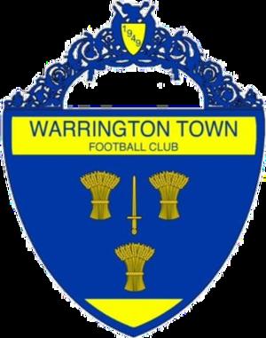 Warrington Town F.C. - Image: Warrington Town F.C. logo