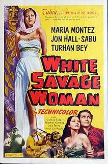 <i>White Savage</i>
