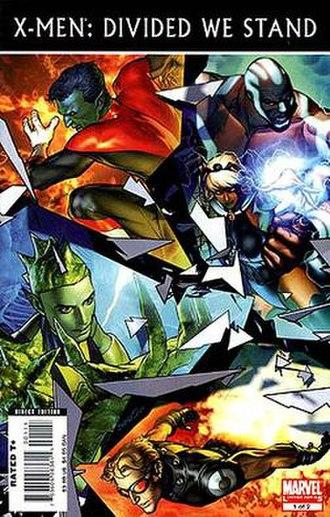 X-Men: Divided We Stand - Image: X Men Divided