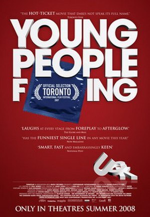 Young People Fucking - Theatrical release poster