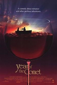 <i>Year of the Comet</i> 1992 romantic comedy adventure film