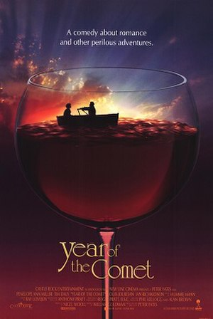 Year of the Comet - Image: Year of the Comet