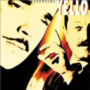 Essential Yello - Image: Yello Essential CD cover