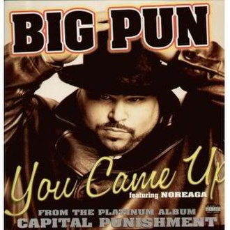 You Came Up - Image: You came Up Cover