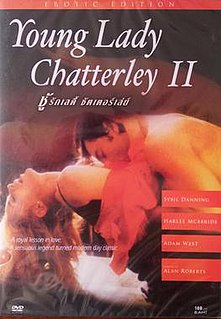 <i>Young Lady Chatterley II</i> 1985 film by Alan Roberts