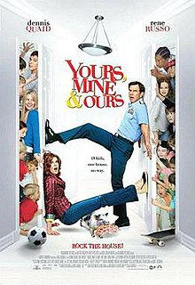 Yours, Mine and Ours (1968 film)