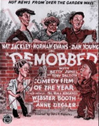 "Demobbed (1946 film) - Image: ""Demobbed"" (1946 film)"