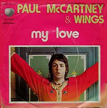 My Love (Paul McCartney and Wings song) - Wikipedia