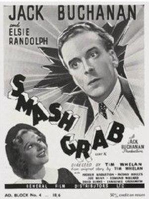"""Smash and Grab - Image: """"Smash and Grab"""" (1937)"""
