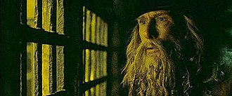 Davy Jones (Pirates of the Caribbean) - Human Davy Jones.