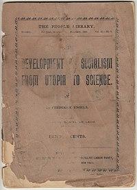 difference between utopian socialism and scientific socialism